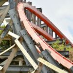Six Flags Fiesta Texas - Iron Rattler - 053