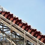 Six Flags Fiesta Texas - The Rattler - 003