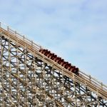 Six Flags Fiesta Texas - The Rattler - 004