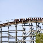 Six Flags Fiesta Texas - The Rattler - 005