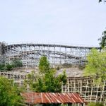 Six Flags Fiesta Texas - The Rattler - 006