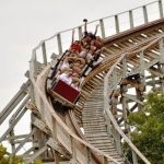 Six Flags Fiesta Texas - The Rattler - 010