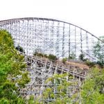 Six Flags Fiesta Texas - The Rattler - 011