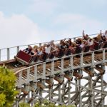 Six Flags Fiesta Texas - The Rattler - 012