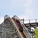 Six Flags Fiesta Texas - The Rattler - 013