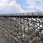 Six Flags Fiesta Texas - The Rattler - 014