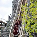 Six Flags Fiesta Texas - The Rattler - 020