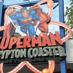 Six Flags Fiesta Texas - Superman Krypton Coaster - 001