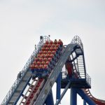 Six Flags Fiesta Texas - Superman Krypton Coaster - 003