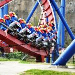 Six Flags Fiesta Texas - Superman Krypton Coaster - 006