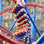 Six Flags Fiesta Texas - Superman Krypton Coaster - 007