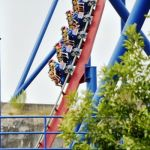 Six Flags Fiesta Texas - Superman Krypton Coaster - 010