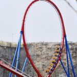 Six Flags Fiesta Texas - Superman Krypton Coaster - 021