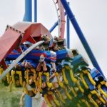 Six Flags Fiesta Texas - Superman Krypton Coaster - 025