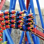 Six Flags Fiesta Texas - Superman Krypton Coaster - 026