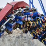 Six Flags Fiesta Texas - Superman Krypton Coaster - 028