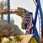 Six Flags Fiesta Texas - Superman Krypton Coaster - 029