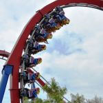 Six Flags Fiesta Texas - Superman Krypton Coaster - 031