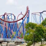 Six Flags Fiesta Texas - Superman Krypton Coaster - 034
