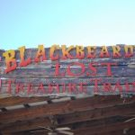 Six Flags Great Adventure - Blackbeards Lost Treasure Train - 001