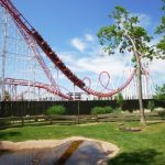 Six Flags Great Adventure - Great American Scream Machine - 006