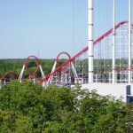 Six Flags Great Adventure - Great American Scream Machine - 014