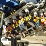 Six Flags Magic Mountain - Batman the Ride - 012