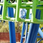 Six Flags Magic Mountain - Deja Vu - 008