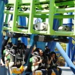 Six Flags Magic Mountain - Deja Vu - 009