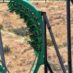 Six Flags Magic Mountain - Riddlers Revenge - 006