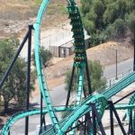 Six Flags Magic Mountain - Riddlers Revenge - 013