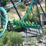 Six Flags Magic Mountain - Riddlers Revenge - 016