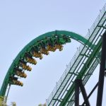 Six Flags Magic Mountain - Riddlers Revenge - 020