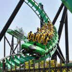 Six Flags Magic Mountain - Riddlers Revenge - 027