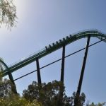 Six Flags Magic Mountain - Riddlers Revenge - 034