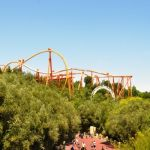 Six Flags Magic Mountain - Tatsu - 003