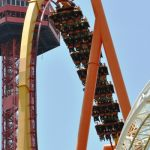 Six Flags Magic Mountain - Tatsu - 017