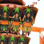 Six Flags Magic Mountain - Tatsu - 033