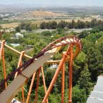 Six Flags Magic Mountain - Tatsu - 040
