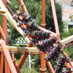 Six Flags Magic Mountain - Tatsu - 041