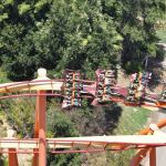 Six Flags Magic Mountain - Tatsu - 043