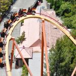 Six Flags Magic Mountain - Tatsu - 045