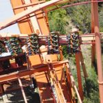 Six Flags Magic Mountain - Tatsu - 046