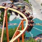 Six Flags Magic Mountain - Tatsu - 050