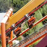 Six Flags Magic Mountain - Tatsu - 051