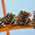 Six Flags Magic Mountain - Tatsu - 054