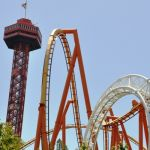 Six Flags Magic Mountain - Tatsu - 060