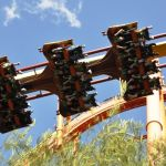 Six Flags Magic Mountain - Tatsu - 062