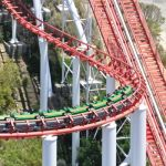 Six Flags Magic Mountain - Viper - 020
