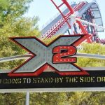 Six Flags Magic Mountain - X2 - 001